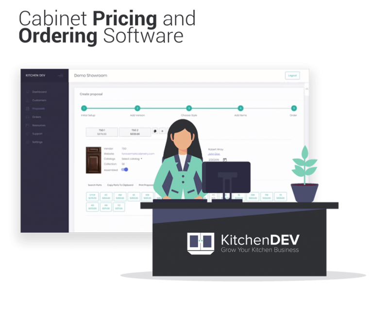 cabinet pricing & ordering