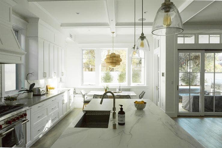 Kitchen Countertop Ideas: Design by Rini Kundu Interiors