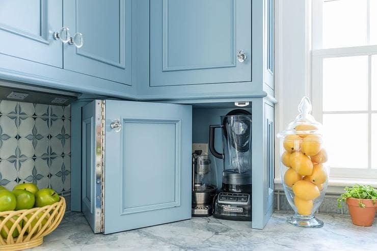 Small Kitchen Inspiration Design by Sarah Steinberg Custom Designs