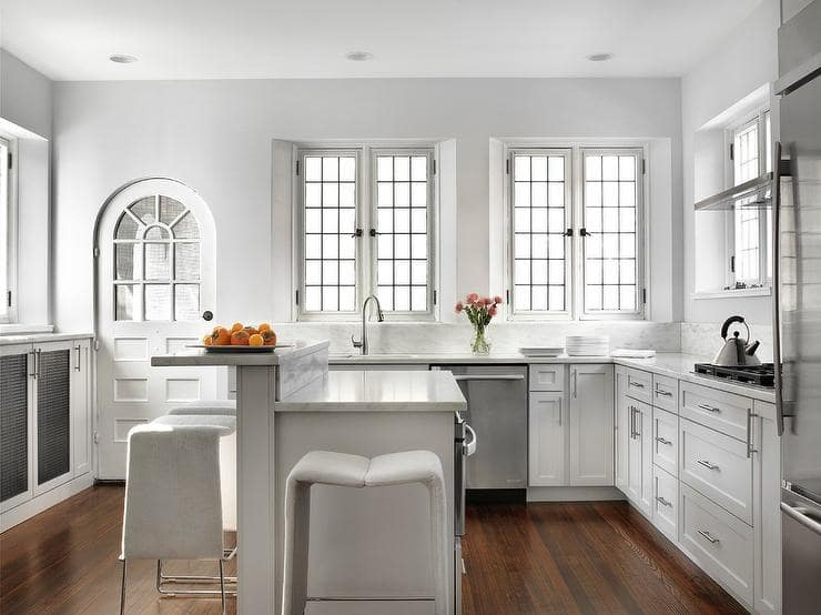 Small Kitchen Inspiration Design by Mitchell Wall Architecture and Design