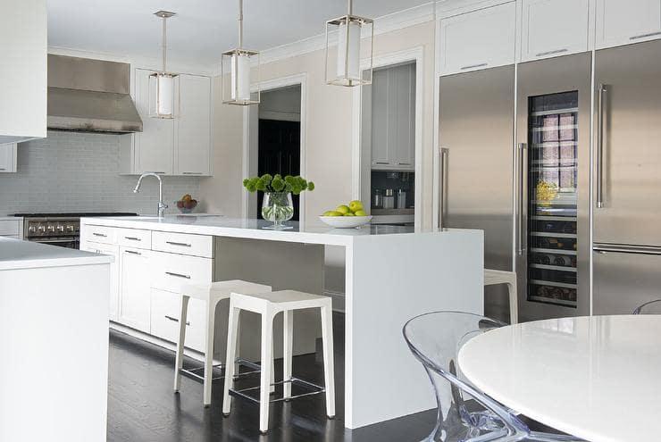 Kitchen Trends: Minimalist Kitchen Design by Jane Beiles