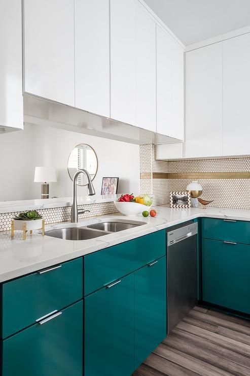 Kitchen Cabinet Inspiration Design by Orange and Orange Interior Design
